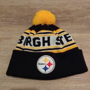 NFL Pittsburgh Steelers Kids Beanie Hat